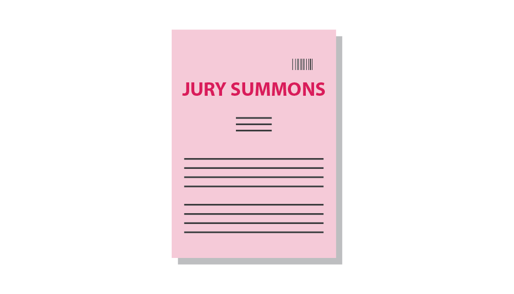 Letter Excusing From Jury Duty from lisakoeman.nl